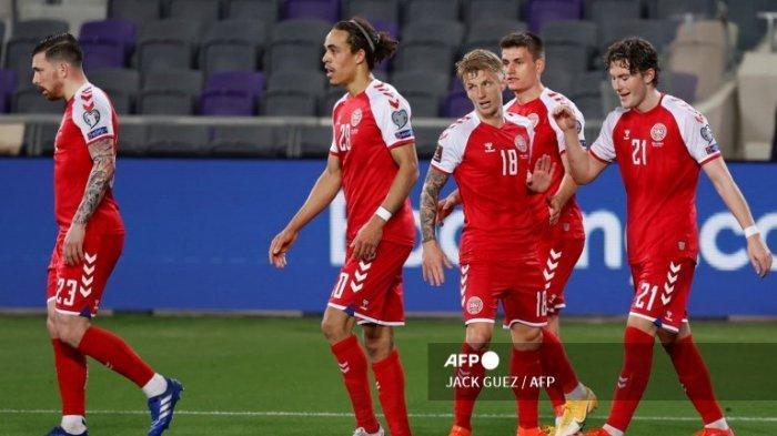 JADWAL Euro 2020 Denmark vs Finlandia, Susunan Pemain dan Head to Head