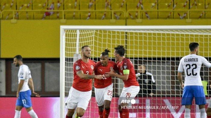Ilustrasi. Simak jadwal Euro 2021, laga Austria vs Makedonia Utara dalam jadwal pertandingan Grup C, berikut head to head dan prediksi susunan pemain kedua tim.
