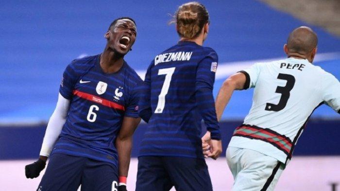Jadwal Euro 2020, Prediksi dan Head to Head Big Match Portugal vs Prancis Malam Ini