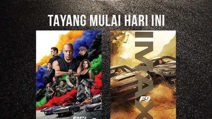 Jadwal Bioskop Ciplaz Lampung XXI Selasa 22 Juni 2021