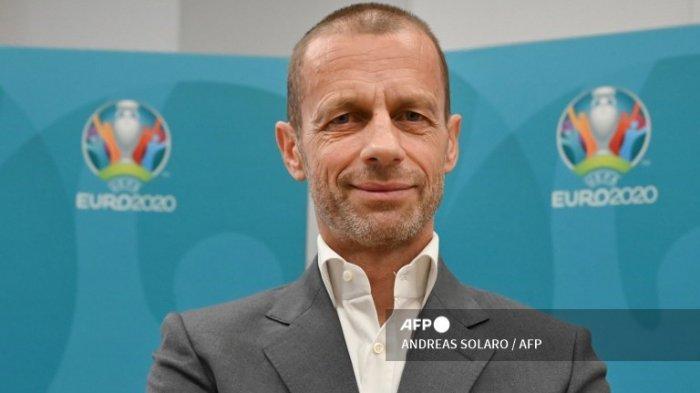 JADWAL Final Euro 2020 Italia vs Inggris, Presiden UEFA Sebut Format Euro 2020 Tak Adil