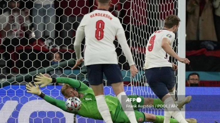 FINAL Italia vs Inggris Euro 2020, UEFA Bakal Hukum Three Lions atas Insiden Laser