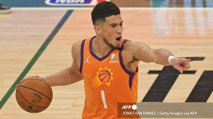 Jadwal Final NBA 2021 Suns vs Bucks, Devin Booker Sebut Akan Segera Ke Tokyo