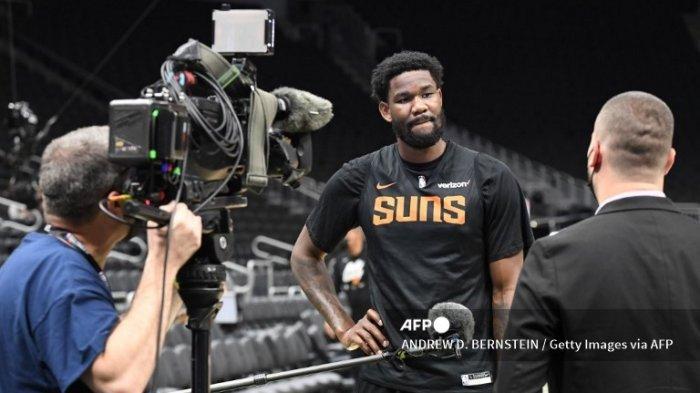 Jadwal Final NBA 2021 Suns vs Bucks, Deandre Ayton Termotivasi Bangkit di Game Keenam