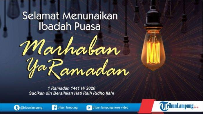 Jadwal Imsak dan Buka Puasa Lampung 3 Ramadhan 2020 Minggu 26 April 2020