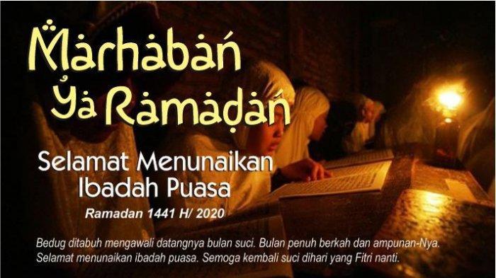 Jadwal Imsak Ramadhan 2020 di Medan, Jadwal Lengkap 30 Hari