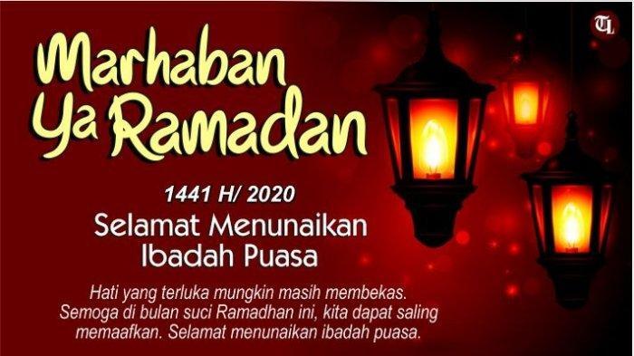 Jadwal Imsak Ramadhan 2020 di Palembang, Jadwal Lengkap 30 Hari