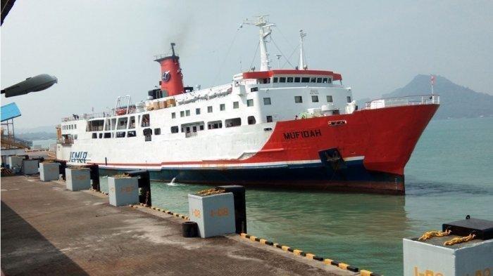 Jadwal Kapal Eksekutif di Pelabuhan Bakauheni Serta Cara Beli Tiket Kapal Pakai e-Money