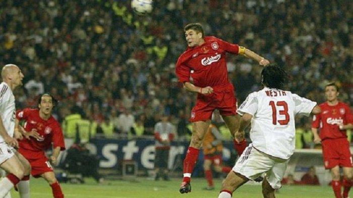 Jadwal Liga Champions Liverpool vs AC Milan, Mengulang Memori Dua Laga Final Champions 2005 dan 2007