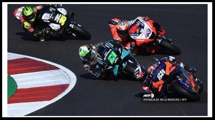 JADWAL Kualifikasi MotoGP Doha 2021 Malam Ini Tayang di Trans7 Mulai 21.00 WIB