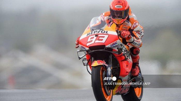 JADWAL KUALIFIKASI MotoGP Prancis 2021, Akankah Marc Marquez Tempati Pole Position?