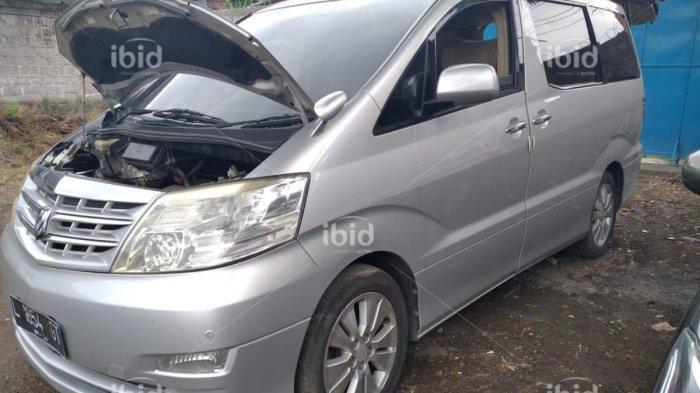 Lelang Mobil Semarang 2021, Jadwal Lelang dan Daftar Mobil Bekas, Dibuka Toyota Alphard Rp 109 juta