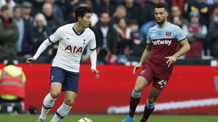 Jadwal Lengkap Liga Inggris Pekan ke-25, Big Match Everton vs Liverpool - West Ham vs Tottenham