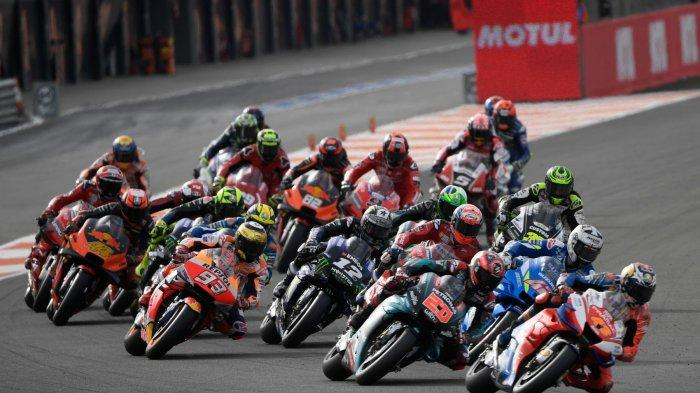 Live Streaming Trans7 MotoGP Teruel, Hasil dan Update Klasemen MotoGP 2020
