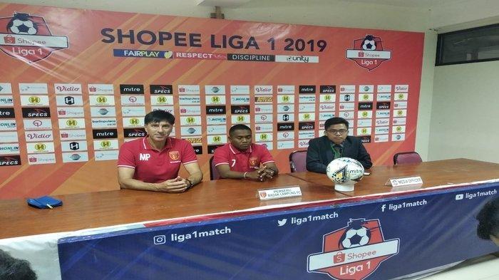 Jadwal Liga 1 2019 Barito Putera vs Badak Lampung Jumat 18 Oktober 2019, Ajang Reuni dengan Torres
