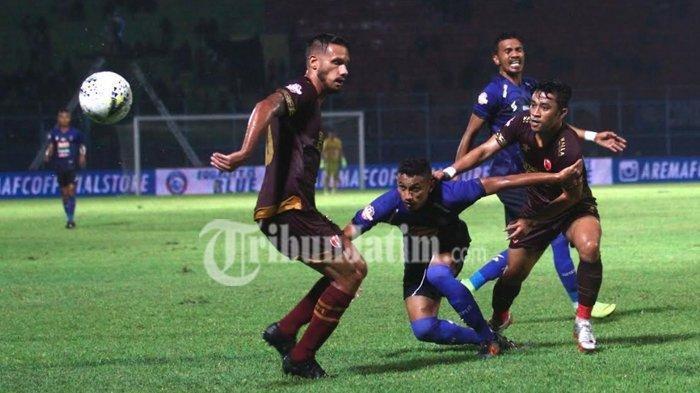 Jadwal Liga 1 2021 PSM Makassar vs Arema FC, Minggu 5 September 2021