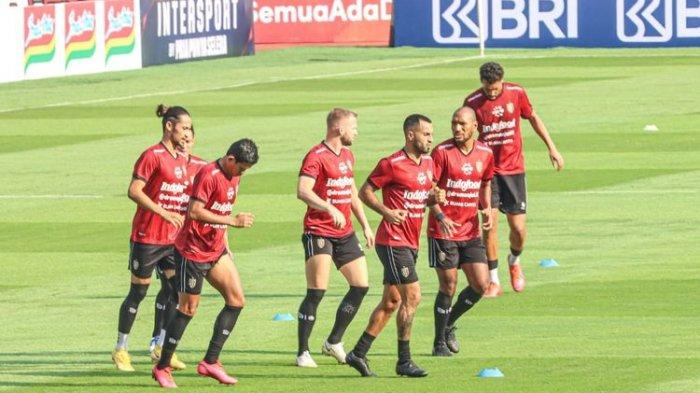 Jadwal Liga 1 2021 Barito Putera vs Bali United, Serdadu Tridatu Diperkuat Gelandang Anyar