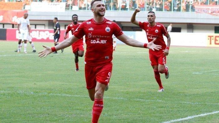 Jadwal Liga 1 2021 Persija Jakarta vs Persela Lamongan Jumat 24 September 2021