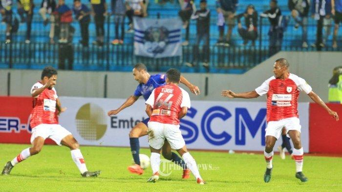 Jadwal Persipura vs Persela Liga 1 2021 Jumat 10 September 2021