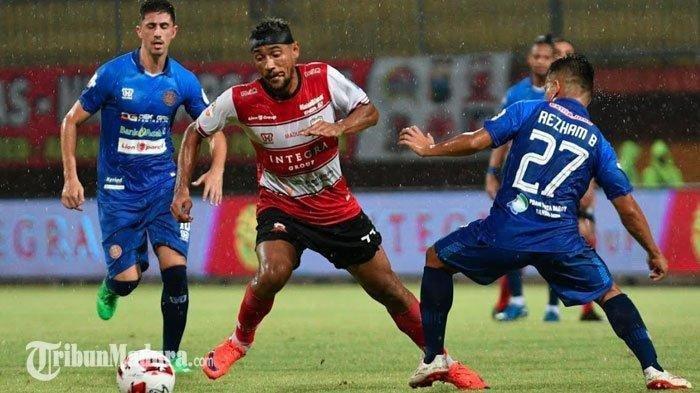 Jadwal Liga 1 2021 Persiraja vs Madura United Jumat 10 September 2021