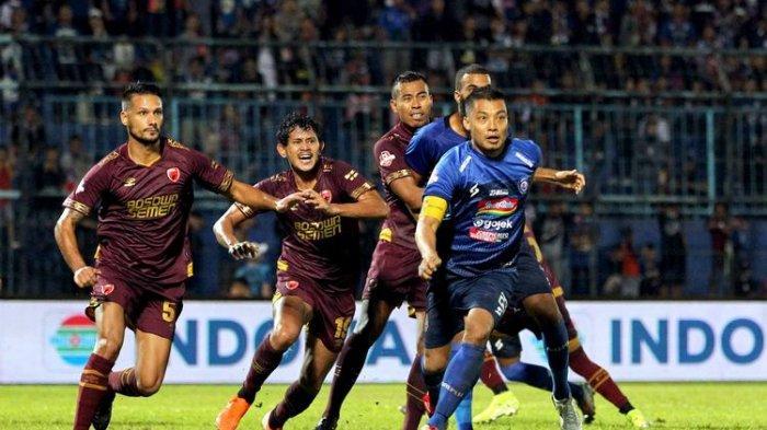 Jadwal PSM Makassar vs Arema FC di Liga 1 2021 Minggu (5/9/2021)