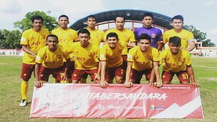 Daftar Pemain Muba Babel United di Liga 2 2021