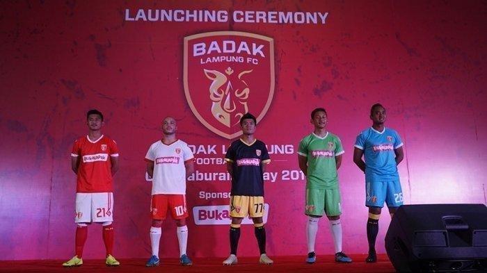Pembagian Grup Liga 2 2021, Badak Lampung FC Berada di Grup 2  Bersama 5 Tim Lainnya