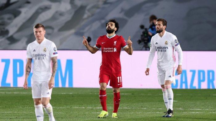 Liga Champions, Jelang Laga Liverpool vs Real Madrid, Kedua Tim Dirundung 'Badai Cedera'