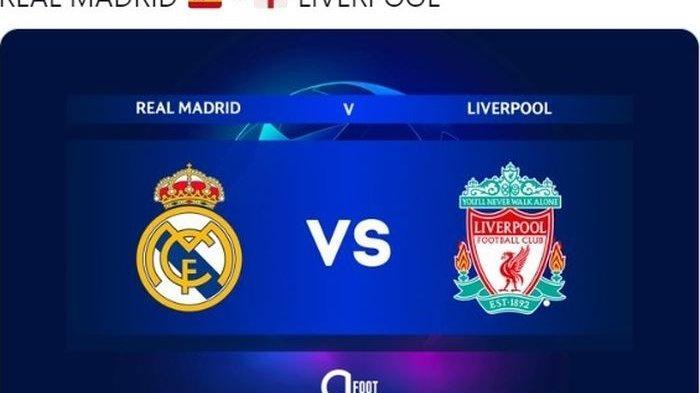 Prediksi Skorer Real Madrid vs Liverpool, Liga Champions Malam Ini