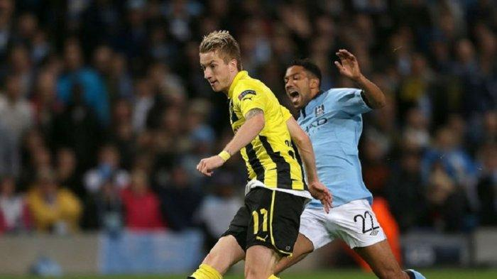 Jadwal Liga Champions Data dan Fakta Jelang Laga Manchester City vs Borussia Dortmund