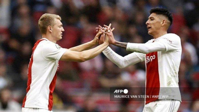 Jadwal Liga Champions Ajax Amsterdam vs Besiktas, Selasa (28/9/2021) Pukul 23.45 WIB