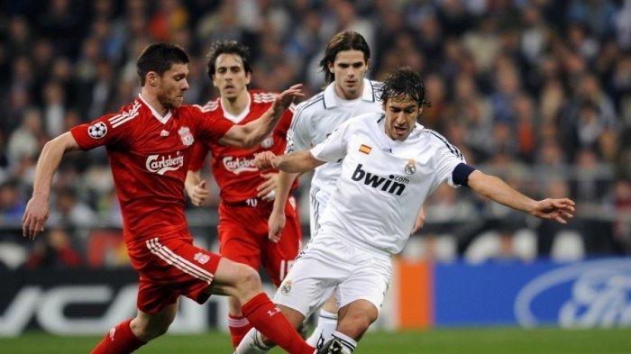 Jadwal Liga Champions, Real Madrid vs Liverpool, The Red Akan Balas Dendam?