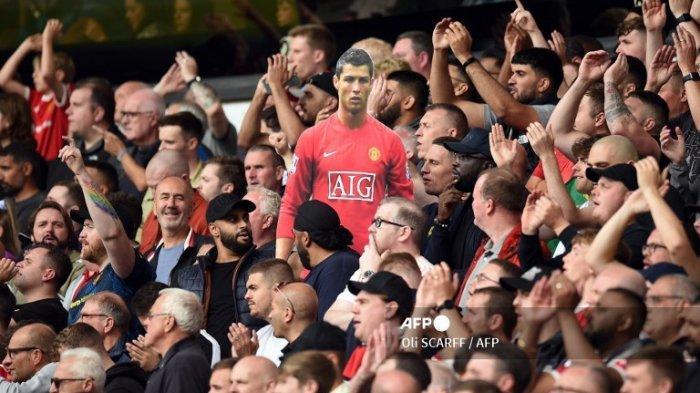 Ilustrasi. Jelang jadwal Liga Inggris antara Man United vs Newcastle, Manchester United resmi telah menuntaskan transfer Cristiano Ronaldo pada Selasa 31 Agustus 2021, sore WIB.