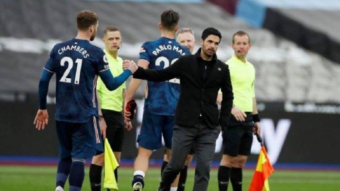Jadwal Liga Inggris Arsenal vs Liverpool, Skuad Arteta 'Dihantui' Cedera Bukayo dan Emile-Smith Rowe