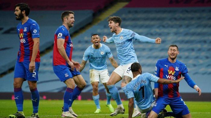 Jadwal Liga Inggris Crystal Palace vs Man City, Skuad Roy Hodgson Ingin Balas Dendam?