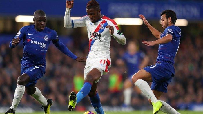 Jadwal Liga inggris dan Head to Head, Crystal Palace vs Chelsea, The Blues Jauh Lebih Cemerlang