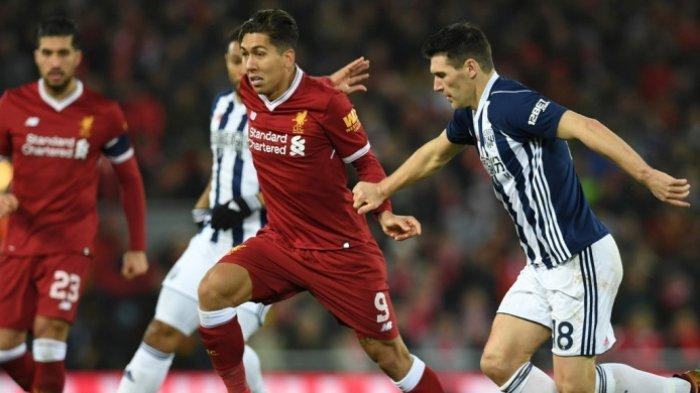 Ilustrasi. Jadwal Liga Inggris Liverpool vs West Brom, Kans The Reds Jauhin Tim-tim Rival