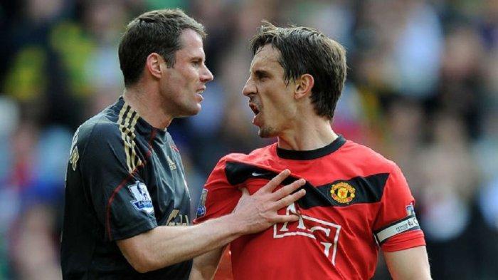 Rekor Head to Head Man United vs Liverpool, di Liga Inggris Siapa Lebih Unggul?