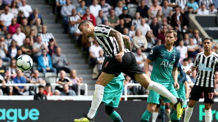 Jadwal Liga Inggris Newcastle vs Tottenham, The Magpies Ingin Menjauh dari Zona Degradasi