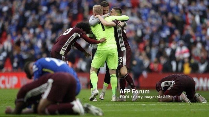 JADWAL Liga Inggris Pekan 37, Big Match Chelsea vs Leicester dan Tottenham vs Aston Villa