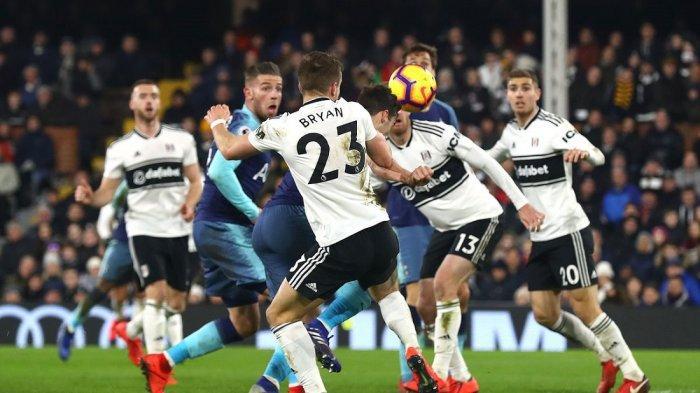 Jadwal Liga Inggris dan Prediksi Fulham vs Tottenham, Kepercayaan Diri Skuad Mourinho Bangkit