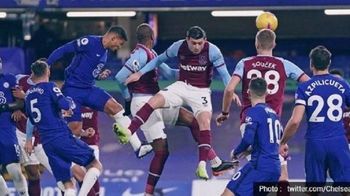 Jadwal Liga Inggris, Big Match Derbi London West Ham vs ...