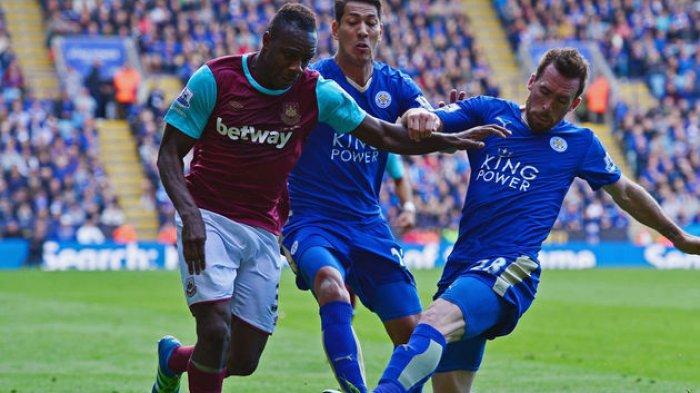 Jadwal Liga InggrisLeicester City vs West Ham, Duel Panas dan Sengit Dua Tim Papan Atas