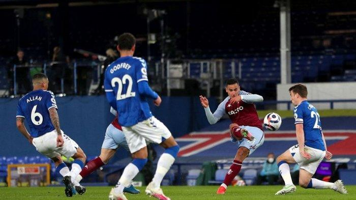 Jadwal Liga Inggris, Head To Head Aston Villa VS Everton