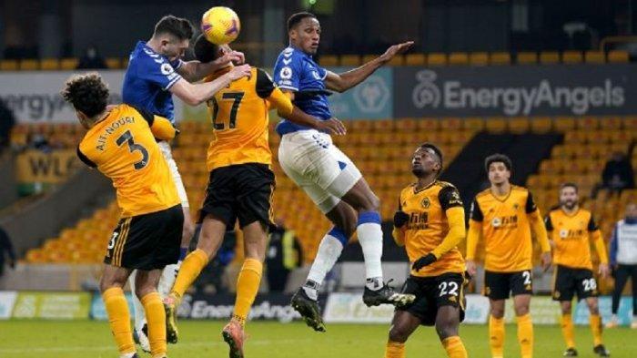 JADWAL Liga Inggris Everton vs Wolves, Peluang Terakhir Skuad Ancelotti Masuk Zona Eropa