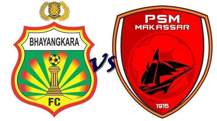 Live Streaming Piala Indonesia - Bhayangkara FC vs PSM Makassar Sabtu 27 April 2019