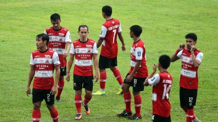 Simak Profil Tim Madura United di Liga 1 2021, Beberapa Pemain Hengkang