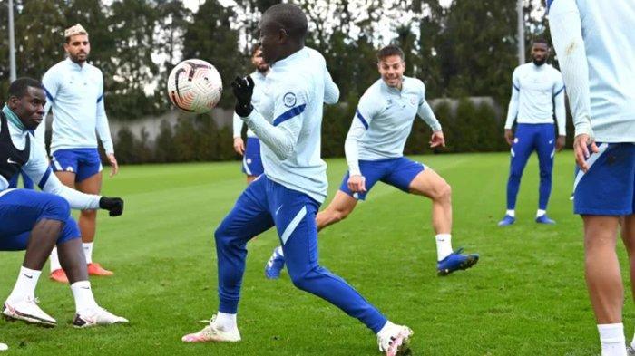 Ilustrasi - Skuat The Blues sudah mulai kembali latihan jelang laga melawan Southampton, Sabtu (17/10/2020 malam. (chelseafc.com)