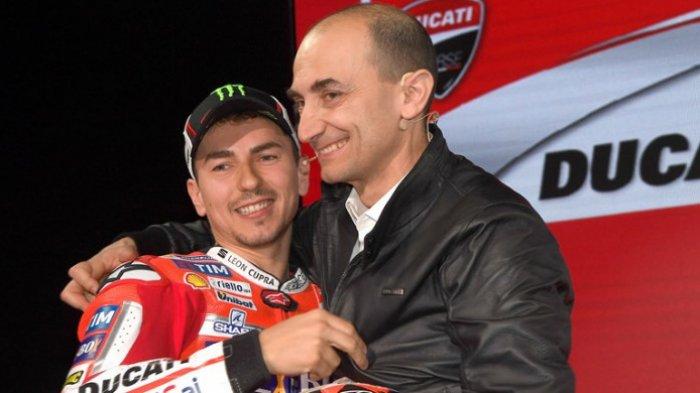 Jadwal MotoGP 2021, JorgeLorenzo Sebut Marc Marquez Benar-Benar Berasal dari Planet Lain