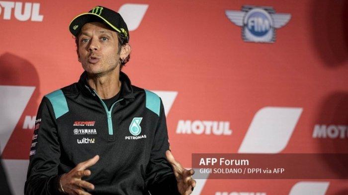 Jadwal MotoGP 2021 Styria, Valentino Rossi Bahas Gaya Balap